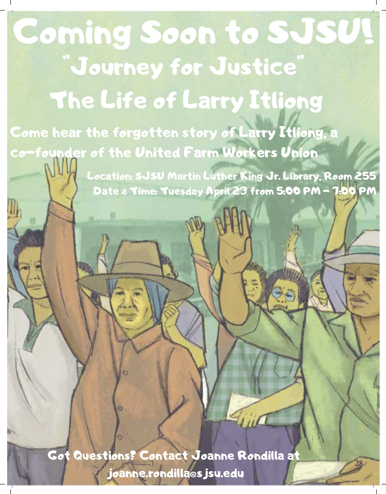 Journey For justice Flyer copy