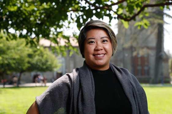 Yvonne Y Kwan Headshot